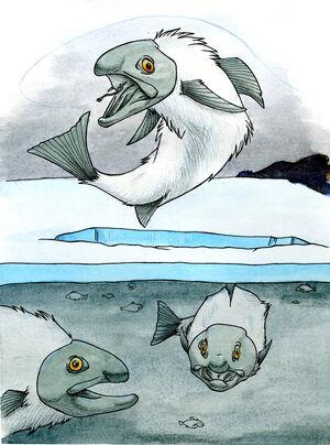 Fur-bearing trout 2