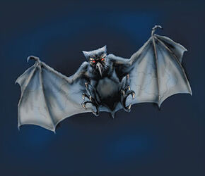 Bat-winged monkey-bird, Richard Svensson