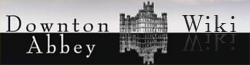 Downton Abbey Wiki-wordmark