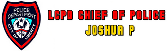 LCPD Chief of Police logo