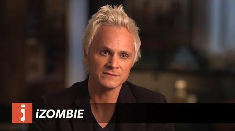 IZombie David Anders Season 2 Interview The CW