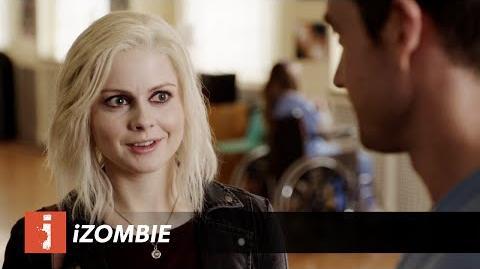 IZombie Inside Astroburger The CW