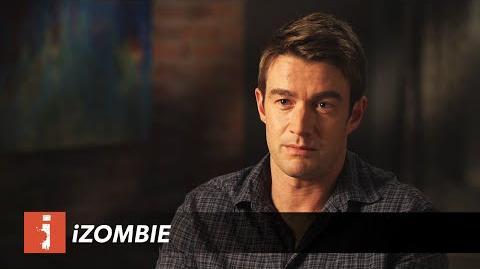 IZombie Robert Buckley Season 2 Interview The CW