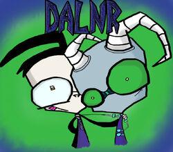 DaLNR by InvaderSquirrel