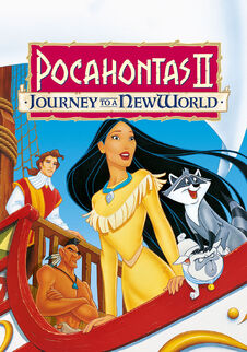 Pocahontas II Journey to a New World poster