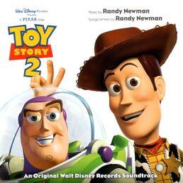 Toy Story 2 soundtrack