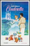 Cinderella 1950 poster