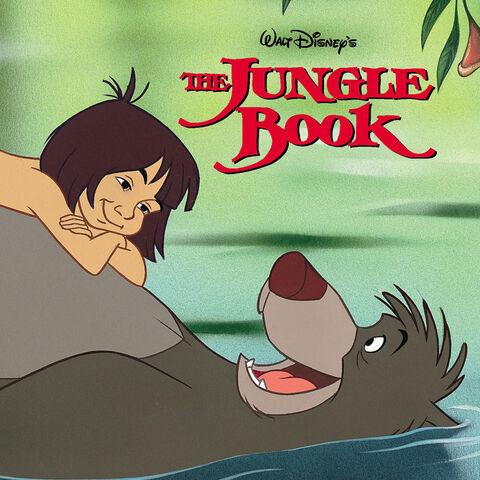 File:The Jungle Book soundtrack.jpg