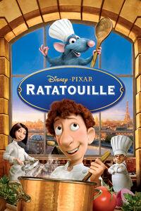 Ratatouille poster