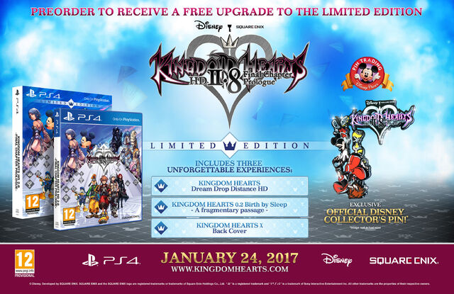 File:Kingdom Hearts HD 2.8 Final Chapter Prologue Limited Edition.jpg