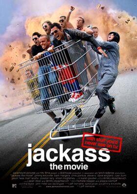 Jackass - The Movie (2002)