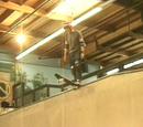 Skateboard Drop-in