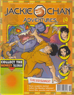 Jackie Chan Issue 19