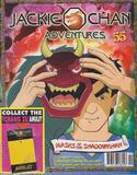 Jackie Chan Adventures Magazine 55