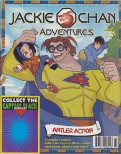 Jackie Chan Issue 73