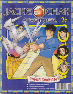 Jackie Chan Issue 26