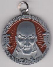 Captain black amulet