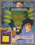 Jackie Chan Adventures Magazine 52