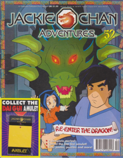 Jackie Chan Issue 52