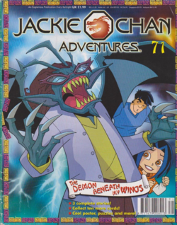 Jackie Chan Issue 71