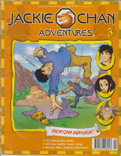 Jackie Chan Issue 3