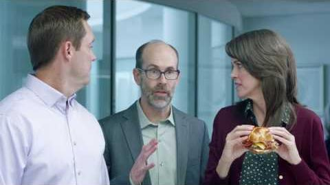 """Jack in the Box Big Game Commercial — Triple Bacon Buttery Jack — """"Hackers"""