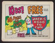 Jacks Road to Fun