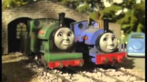 YTP 14 Thomas's Crap Story