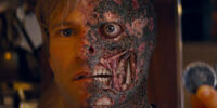 Two-Face (Batman & The Dark Knight) vs Hammer Head (Spider-man)