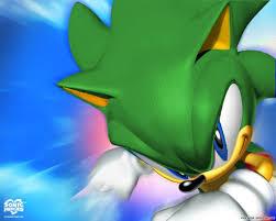 Green sonic 2