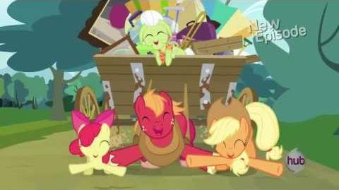 My Little Pony- Friendship is Magic - Apples to the Core -HD-