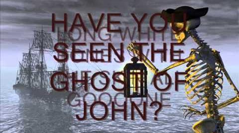 GHOST OF JOHN