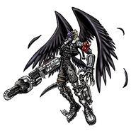 Beelzemon Blast Mode b