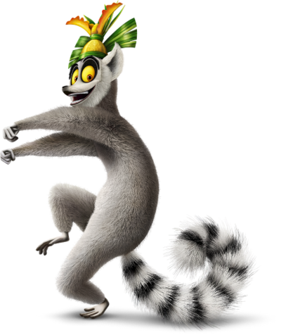 King Julien (All Hail King Julien)