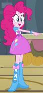 Pinkie Pie in Equestria Girls