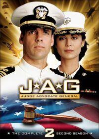 JAG (Season 2) DVD
