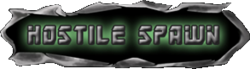 Hostile Spawn logo