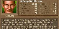 Sidney Nettleson