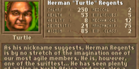 "Herman ""Turtle"" Regents"