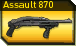 Remington 870 R Icon