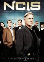 NCIS Season 7 DVD cover