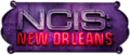 NCIS New Orleans logo 2