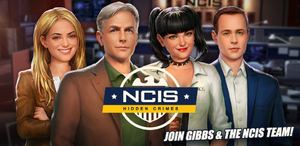 NCIS Hidden Crimes cover