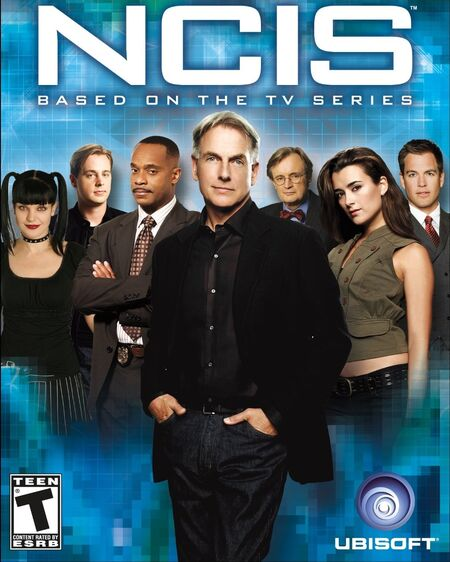 NCIS (video game) cover