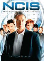 NCIS Season 5 DVD cover