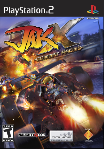 File:Jak X front cover.png