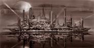 Kras City concept art