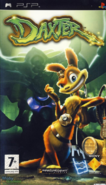 Daxter front cover (EU)