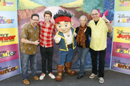 Jake Disney Junior s Nancy Kanter Disney Junior Rick Rowell