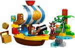 LEGO-Duplo-10514-Jakes-Pirate-Ship-Bucky